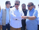 Minister of Transport during the inspection of the regional ring: we implement road projects with 42 billion pounds