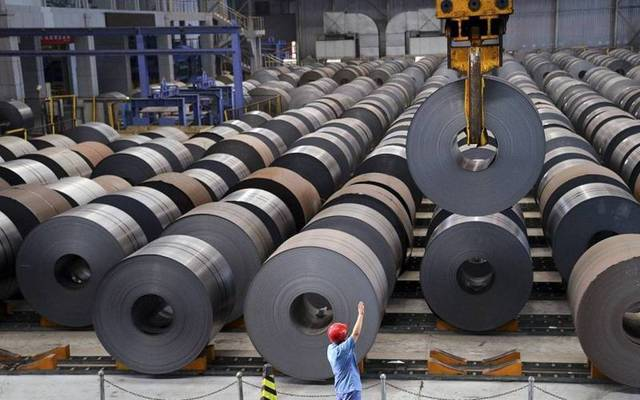 The Egyptian Business Sector reviews the final position of the Iron and Steel Company