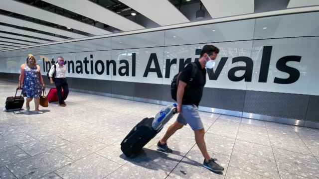 Ireland removes Egypt from travel red list