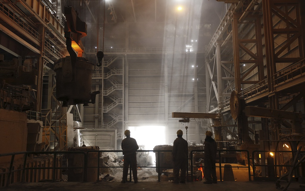 The General Iron and Steel Company approves the budget estimate for 2017-2018