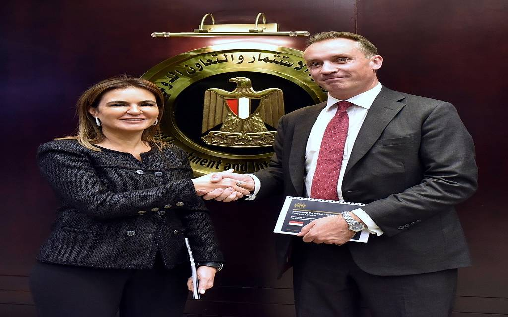 Minister of Investment discusses expanding cooperation between London and Egypt
