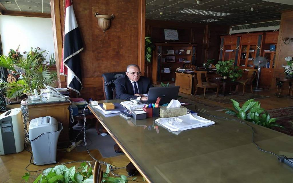 Egypt prepares to launch Cairo Water Week under the title