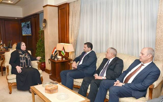 Egyptian-Jordanian discussions to enhance trade and industrial cooperation between the two countries