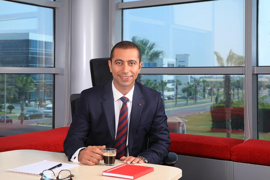 Mohamed Abdullah is CEO of Vodafone Egypt, succeeding Alexander Froman-Cortel