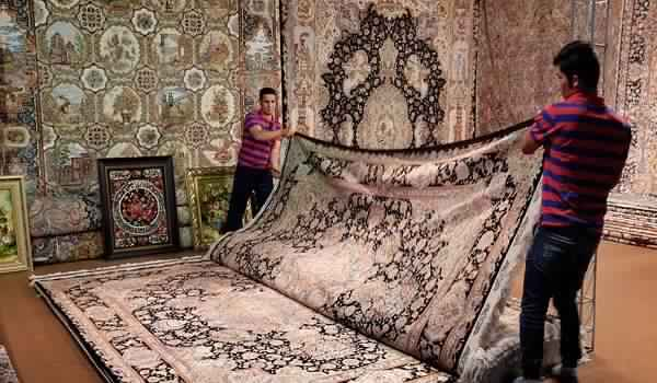 Export of Iranian hand carpets to the US market for 100 million dollars
