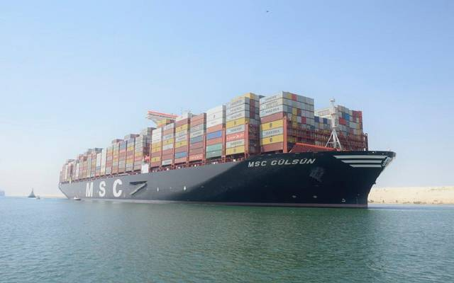 Suez Canal: Navigation traffic was not affected by Corona..and 8.5% growth during January