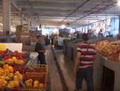 The stability of the prices of vegetables and fruit in the market of transit and lemon starts from 15 pounds per kilo