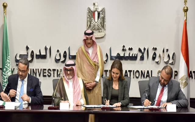 Egypt and Saudi Arabia sign 3 financial leasing agreements for small businesses
