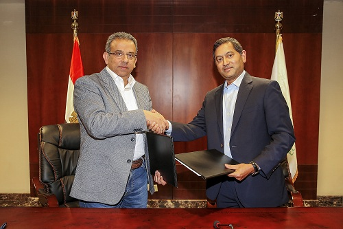 Egypt Post signs a cooperation protocol with Axis USA