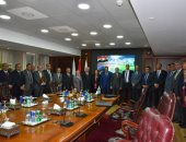 Head of Territories Gas: Starting the implementation of gas delivery works to the new city of El Alamein with investments of 3 billion pounds