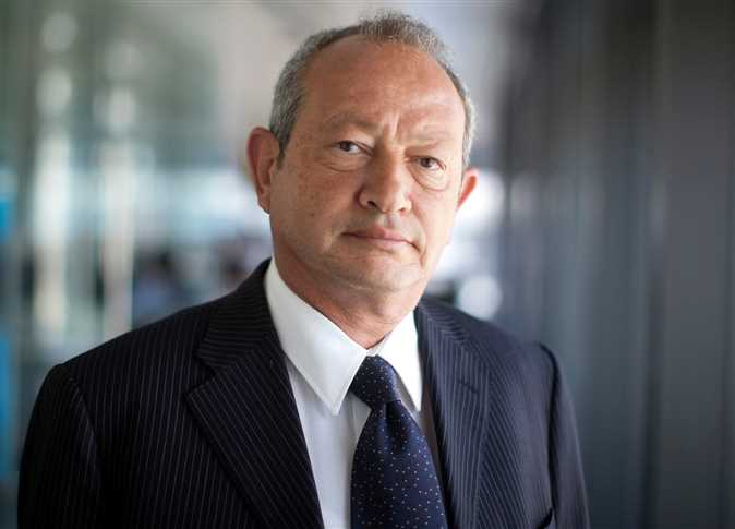 Naguib Sawiris: The