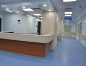 Cost of 82 million pounds .. 10 information about the central hospital Kaha before opening