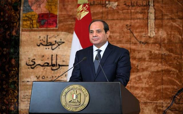 Sisi acknowledges mutual exemption from entry visas for holders of diplomatic passports for