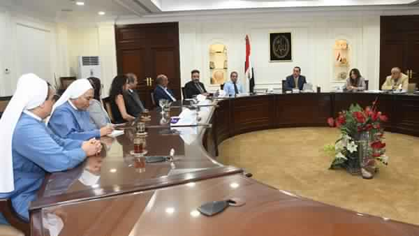 Minister of Housing: Operation of the residential district schools in the administrative capital 2019/2020