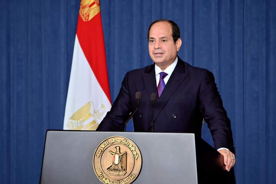 El-Sisi: The Nile is not the monopoly of anyone, and its waters are essential for the survival of the Egyptians