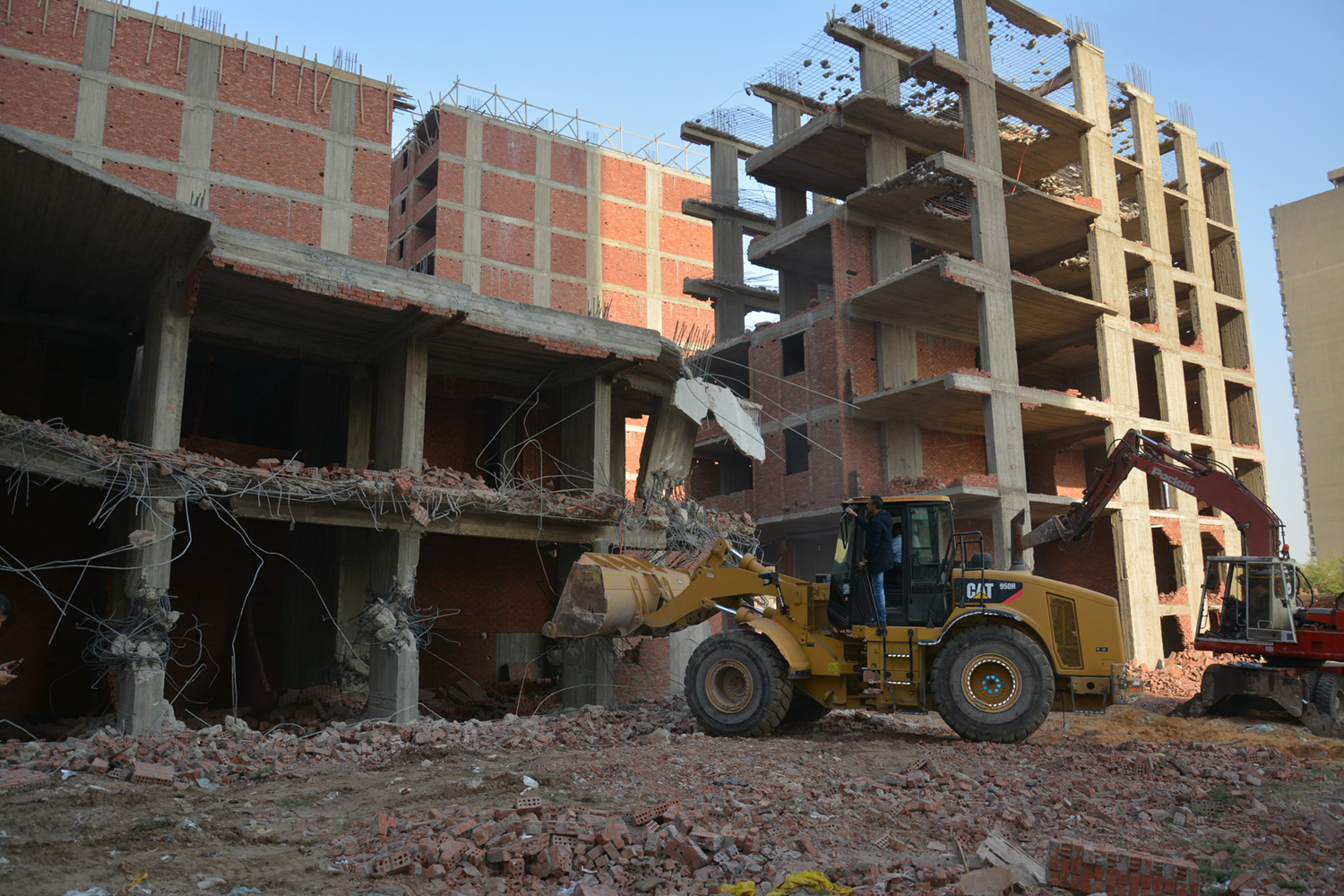 The government announces the extension of the reconciliation period for building violations until the end of November