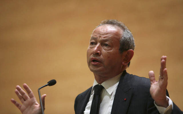 Sawiris on reducing the salaries of workers by half:
