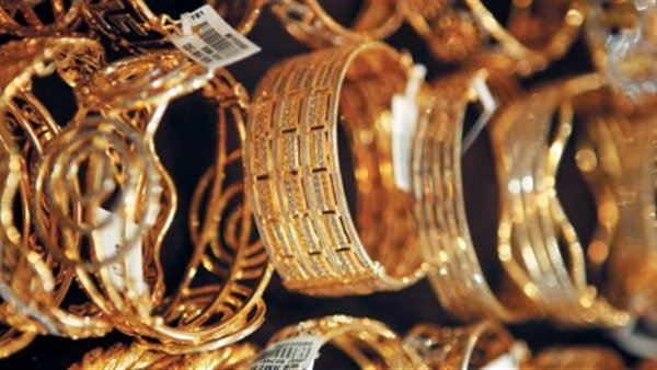 21 carat records 682 pounds .. Gold prices on Saturday, September 21, 2019