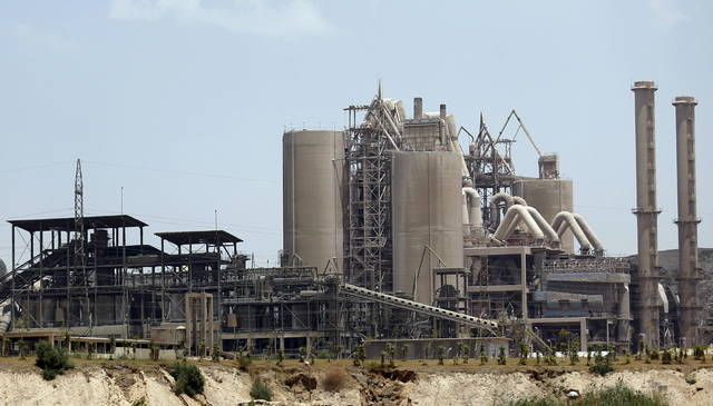 Suez Cement describes the losses of the
