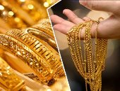 The stability of gold prices in Egypt and 21 carat records 760 pounds per gram