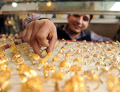 The high price of gold today, Saturday, 21 and 21 recorded 690 pounds per gram