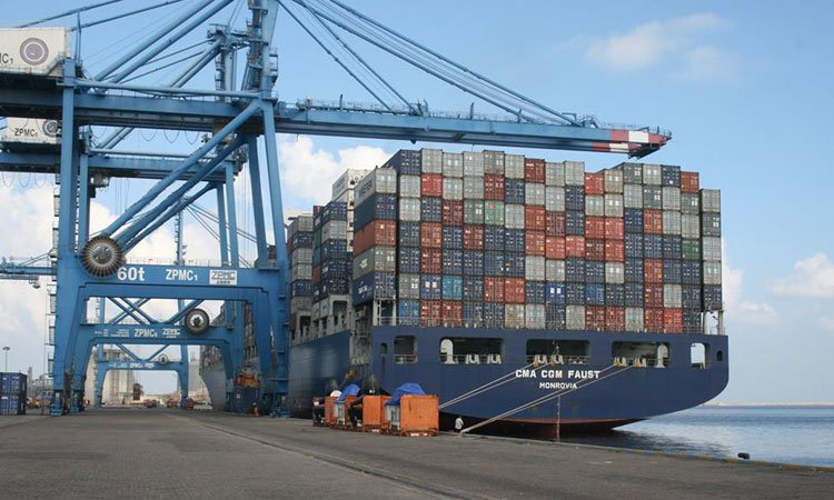 New record for Damietta Port in August: 40% increase in the volume of goods traded