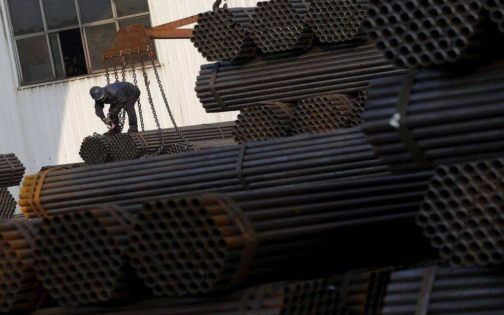 Washington charges more than 400 percent on steel imports from Vietnam