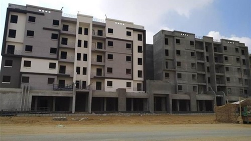 Today .. Apply electronically to apartments housing Egypt Balchroq