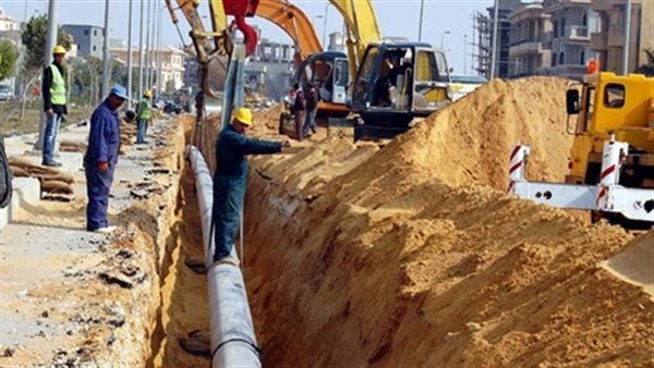 Bushra to the people of Warraq .. Town Gas obtained a permit to drill and deliver gas to 3,000 units