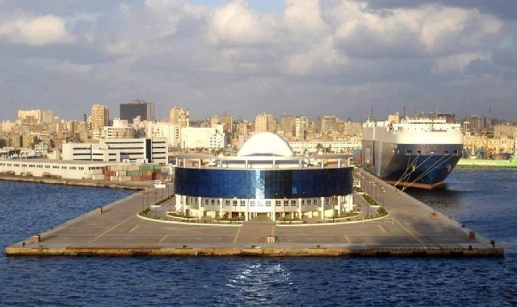 Pogas closed the ports of Alexandria and Dekheila due to high waves