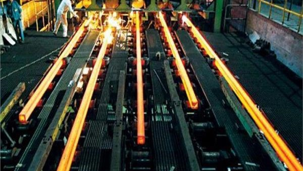 278 million pounds, a decrease in iron and steel sales within 6 months
