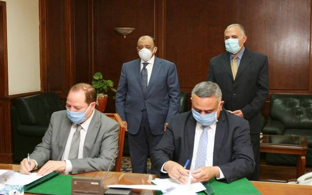 Egypt ... a cooperation protocol to boost state revenues through the use of irrigation and drainage lands