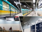 Completion of the implementation of the rest of the stations of the fourth phase of the third line of the Metro 3 months ahead of schedule