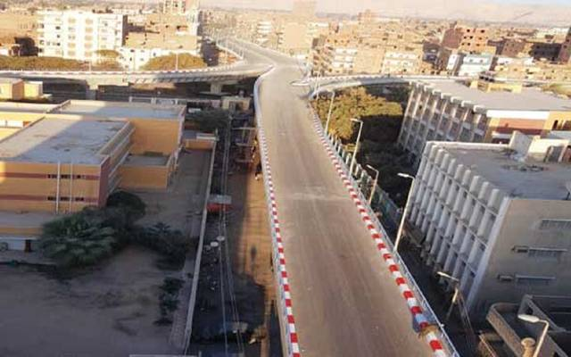 The Egyptian government denies that work on Upper Egypt development projects has been suspended because of