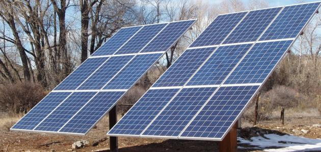 Agreement with a Chinese company to establish a company for solar panels in Egypt