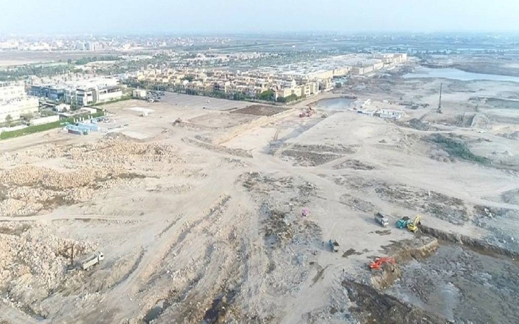 Official: The first phase of the West Carrefour area in Alexandria begins