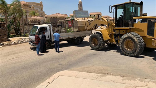 Housing: Implementation of 36 closure, waxing and removal of violations in Badr and Al-Obour