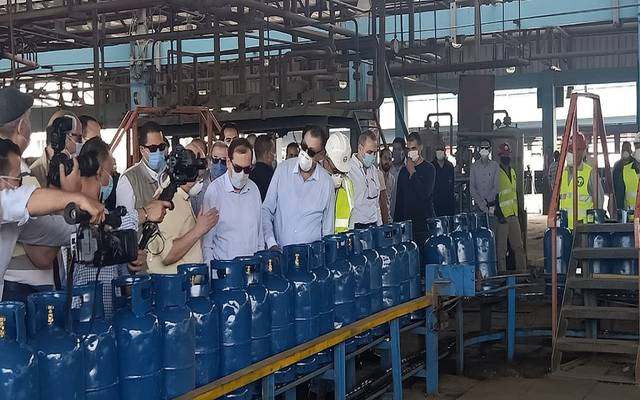 Egyptian oil pumps 1 million gas cylinders daily to support market stability