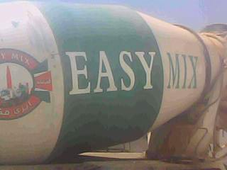 Easy Mix Ready Mix Concrete