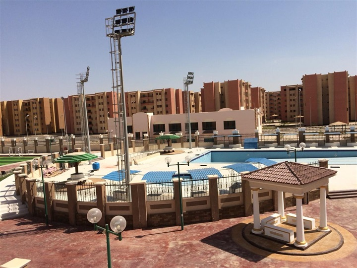 Housing: Completion of the implementation of a youth center in the new city of Assiut on an area of 10 thousand meters