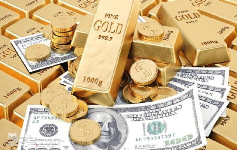 Foreign currencies domestically, gold and oil globally today
