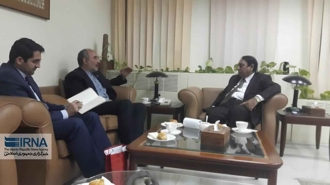 Developing joint economic cooperation between Iran and Pakistan