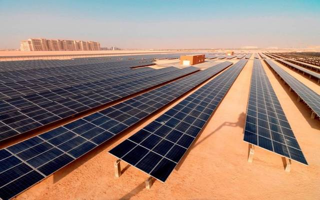 Construction of Banban solar complex in Egypt completed