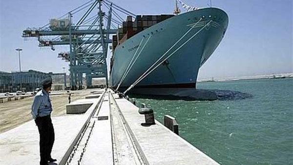 Due to Port Said and Damietta Containers ... the profits of the channel for shipping agencies increased to 245 million pounds