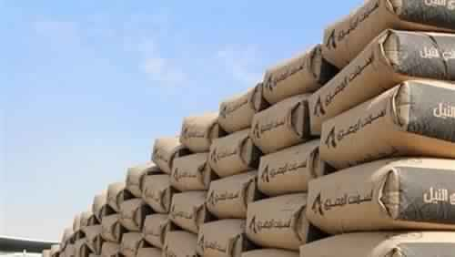 High prices of cement .. and «Tora» record 950 pounds per ton
