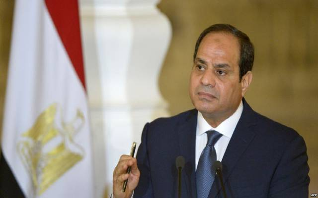 Sisi: Investments of the electricity sector will rise to one trillion pounds