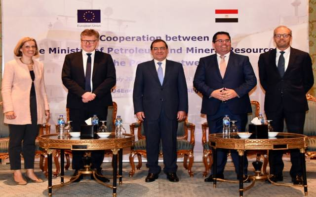 The European Union pumps € 72 million to support energy projects in Egypt