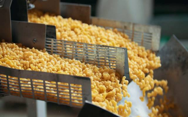 Egyptian supply 20 thousand tons of pasta at reduced prices