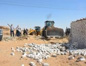 Giza is preparing to launch the largest campaign to remove encroachments on state land