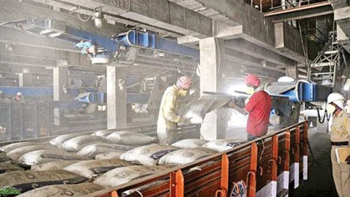 Information on the cement industry in Egypt